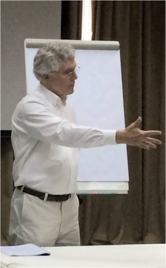 Train the Trainer, Bill Heacock, HPA Training